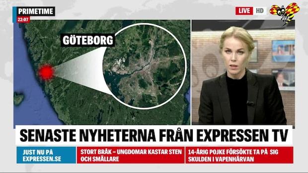 Man misshandlad vid Nordstan – förd till sjukhus