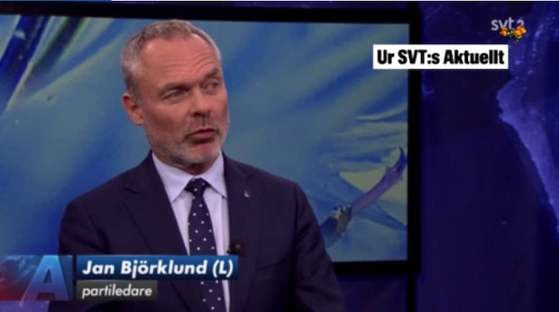 Björklund (L): Stänger inte den dörren