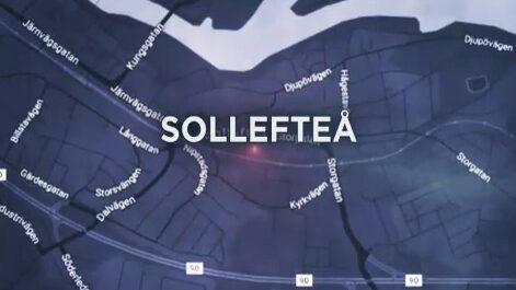 Polisen utreder misstänkt överfall i Sollefteå