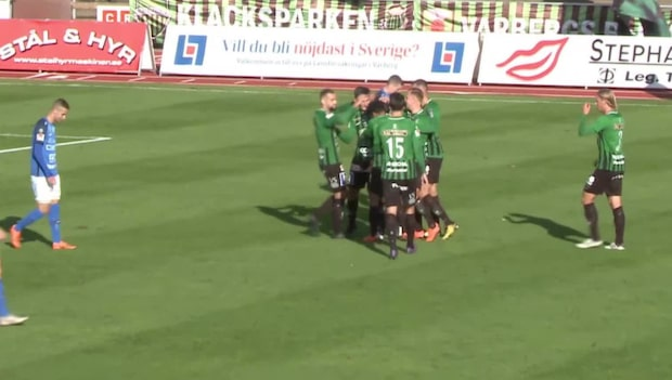 Highlights: Varberg-Norrby