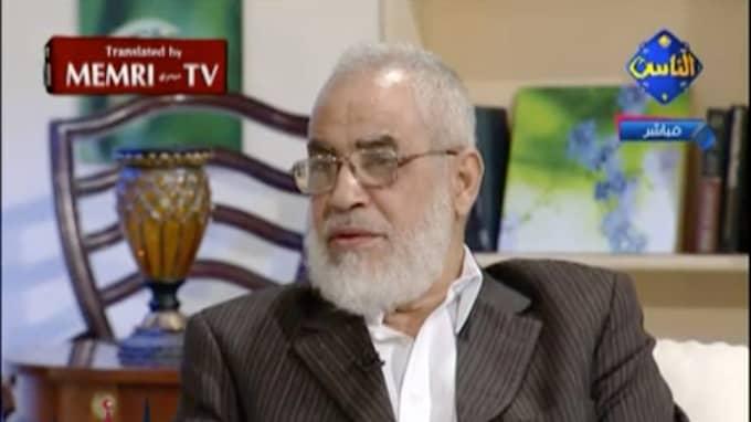 Abdelkhalek Alsharif i Egyptisk tv år 2010
