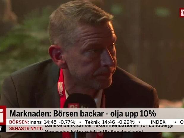 Northvolts Peter Carlsson: Bygger cirkulärt flöde av produkter