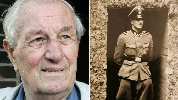 Rochus Misch var Adolf Hitlers livvakt Foto: AP