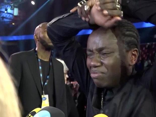 """Tusses kollaps efter Idol-segern: """"Har ingen aning"""""""