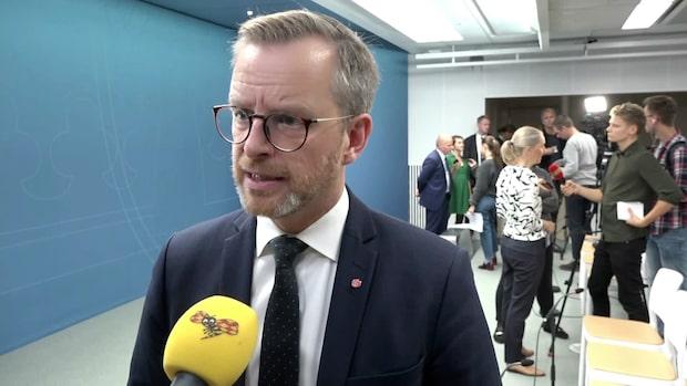 """""""Stora förutsättningar att få åtgärdspaketet genom Riksdagen"""""""