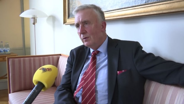 """Svea hovrätts president: """"Intressant samhällsutveckling under min tid"""""""