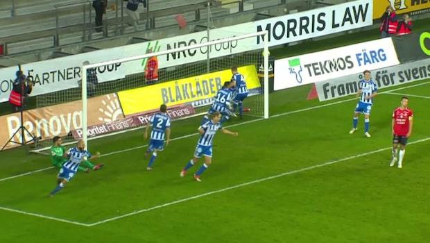 Highlights: IFK Göteborg-Trelleborg