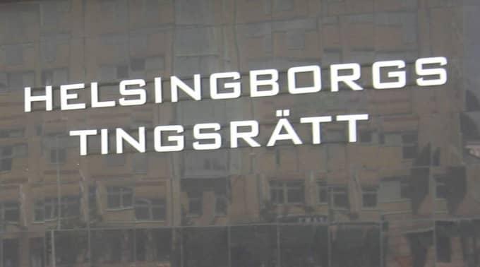 Den 22-årige man ställdes inför rätta vid Helsingborgs tingsrätt misstänkt för att ha vållat hennes död. Foto: Henrik Högström