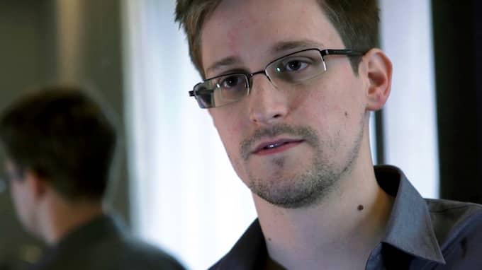 Edward Snowden är en världsberömd visselblåsare och nätaktivist. Foto: AP THE GUARDIAN