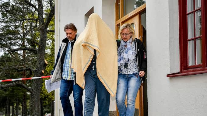 Billy Fagerström är skyldig till mordet på Tova Moberg. Foto: ALEX LJUNGDAHL
