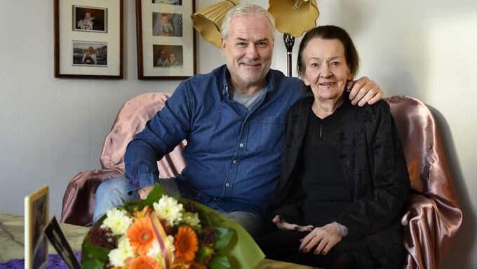 Glenn och Marianne. Foto: Privat