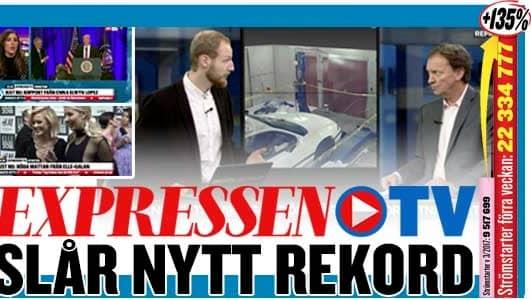 Donald trump startar nyhets tv