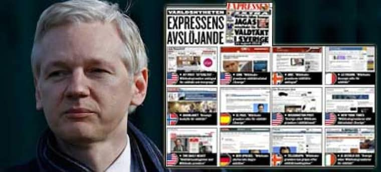 Due to the huge interest from abroad in Expressens breaking news revelation in 2010 about the police investigation against Wikileaks founder Julian Assange, Expressen has translated todays story about Julian Assange and the Swedish police interrogator. Foreign media are asked to contact Mr. Christian Holmén, who is heading the Expressen Investigative Reporting Team, if you have any questions regarding our coverage. Contact info: christian.holmen@expressen.se Foto: REUTERS