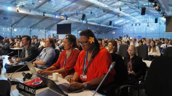 Klimatmötet i Lima. Foto: Enrique Castro-Mendivil