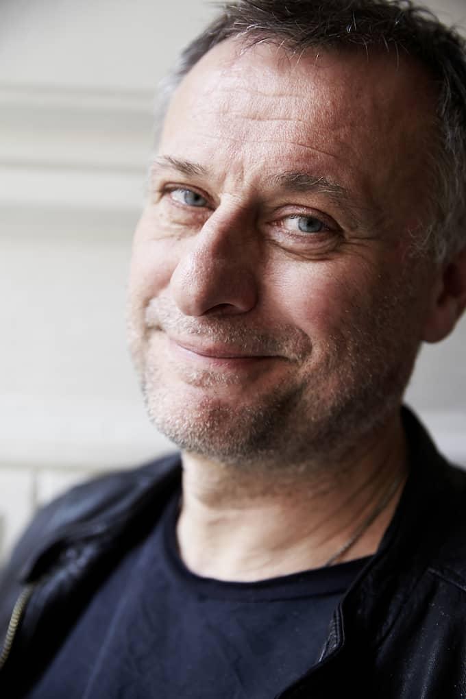 Michael Nyqvist gick bort i cancer i slutet av juni. Han blev 56 år gammal. Foto: JÖRGEN HILDEBRANDT