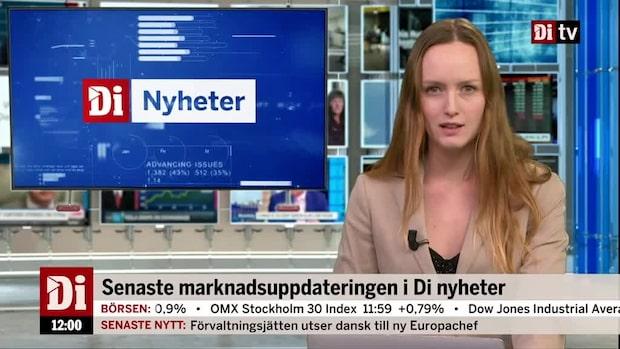 Di Nyheter: Kronan tappar mark mot både dollarn och euron