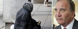 Eskilstuna kommun kräver  tillstånd och avgift för tiggeri