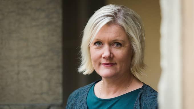 Lena Rådström Baastad. Foto: Socialdemokraterna