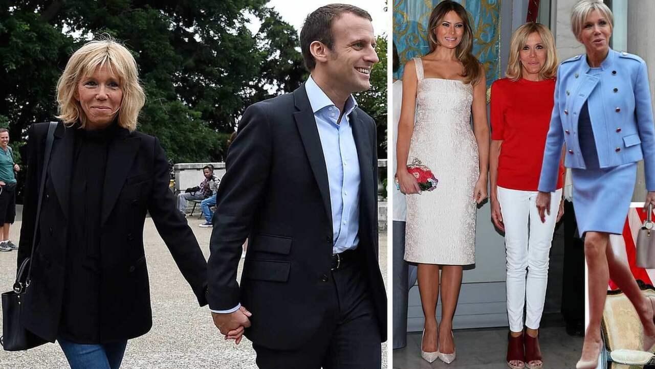 Paret Macron revolutionerar den politiska stilen