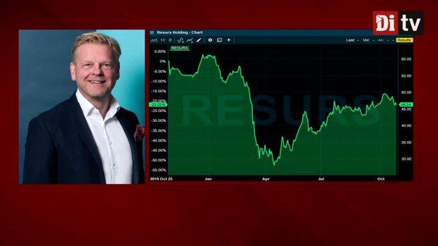 Resurs banks vd Nils Carlsson: Återhämtning i alla marknader utom den norska