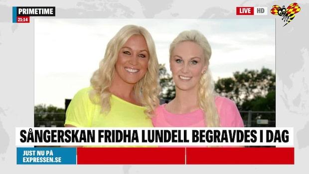 Fridha Lundell död – hyllas av kollegerna