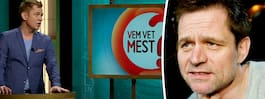 Tårarna på SVT –  Rickard Olsson lämnar