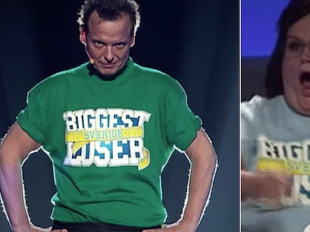 """Biggest loser""-finalisten dubblade vikten efter programmet"