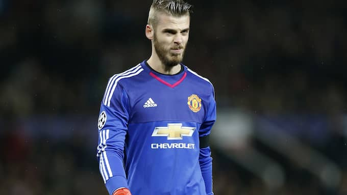 David De Gea Foto: JON SUPER / AP