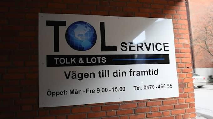 Lotsföretaget Tolk & Lots Sverige fick 13,2 miljoner kronor av Arbetsförmedlingen.