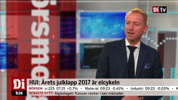 """Experten om Årets julklapp: """"Politisk maskopi"""""""