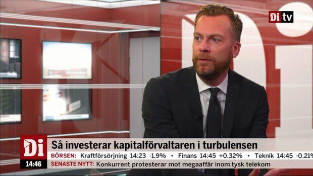 Så investerar kapitalförvaltaren i turbulensen