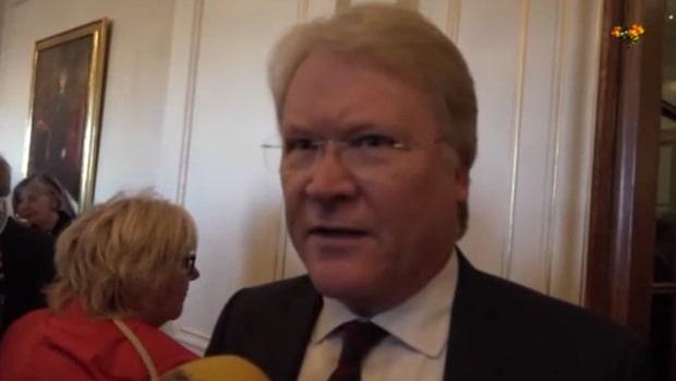 """Lars Adaktusson: """"Jag tillhör dem som är optimistiska"""""""