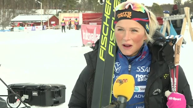 """Frida Karlsson vann genrepet: """"Hade helt ärligt ingen koll"""""""