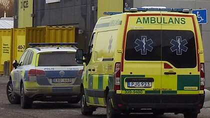 Nu har polisen gripit tre misstänkta gärningsmän. Foto: Janne Åkesson