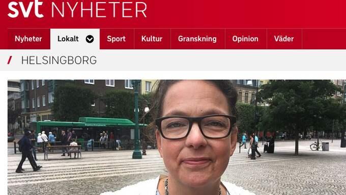 SVT Nyheter Helsingborg uppger att Josefin Thorell och Judiska församlingen i nordvästra Skåne nu förbereder en polisanmälan.