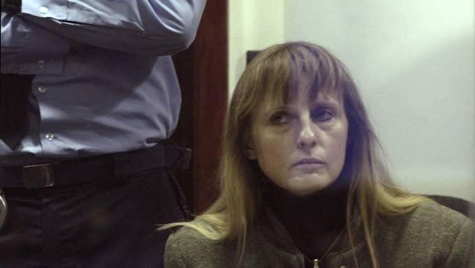 Michelle Martin, hustru till seriemördaren och pedofilen Marc Dutroux.