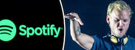 Aviciis dominans på  Spotify – efter sin död
