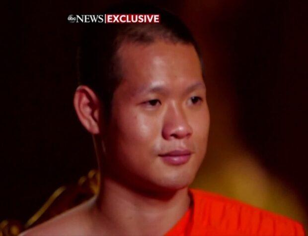 Så höll han barnen lugna i den thailändska grottan