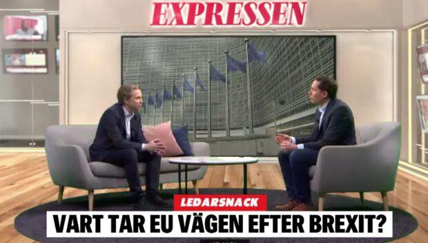 Ledarsnack: Vart tar EU vägen efter brexit?