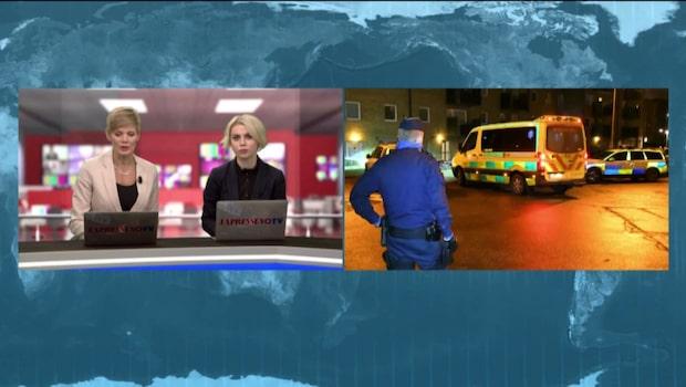 Skottlossning mot lägenheter i Malmö