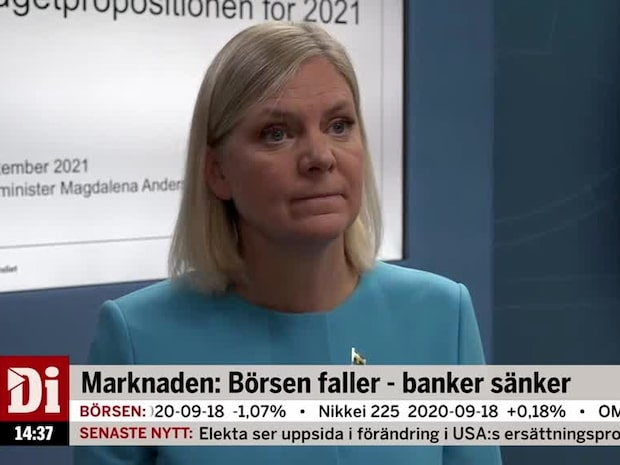 LO och Svenskt Näringsliv om budgeten