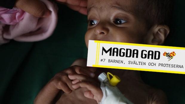 Magda Gad - Barnen, svälten och proteserna