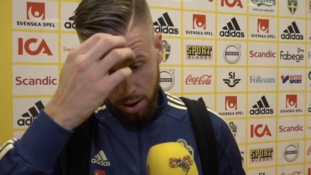 "Pontus Jansson sågas efter förlusten: ""Hade en dålig dag"""