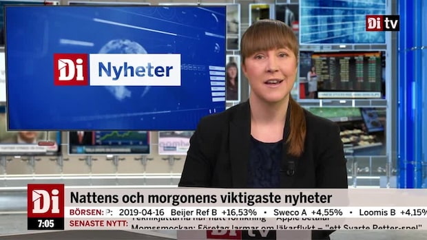 Morgonkoll: ABB:s vd Ulrich Spiesshofer avgår