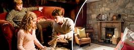 Bo som i Harry Potter – och njut av en magisk natt