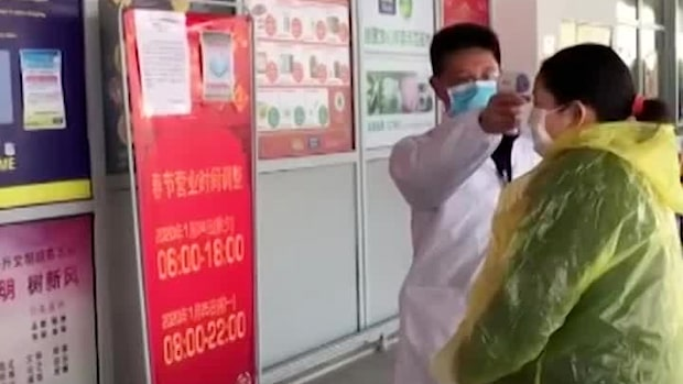 Djurmarknader i Kina kan öppnas igen