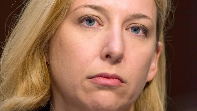 cybersäkerhetschefen Jeanette Manfra. Foto: / CNP / Polaris/ IBL / Polaris Images [downloaded]