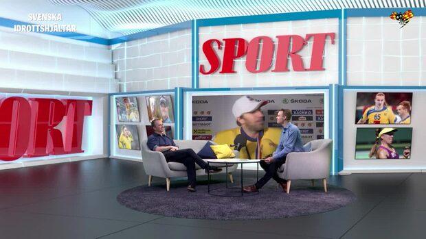 Svenska idrottshjältar: Henrik Lundqvist