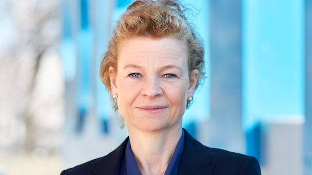 Annemarie Gardshol blir ny vd på Postnord