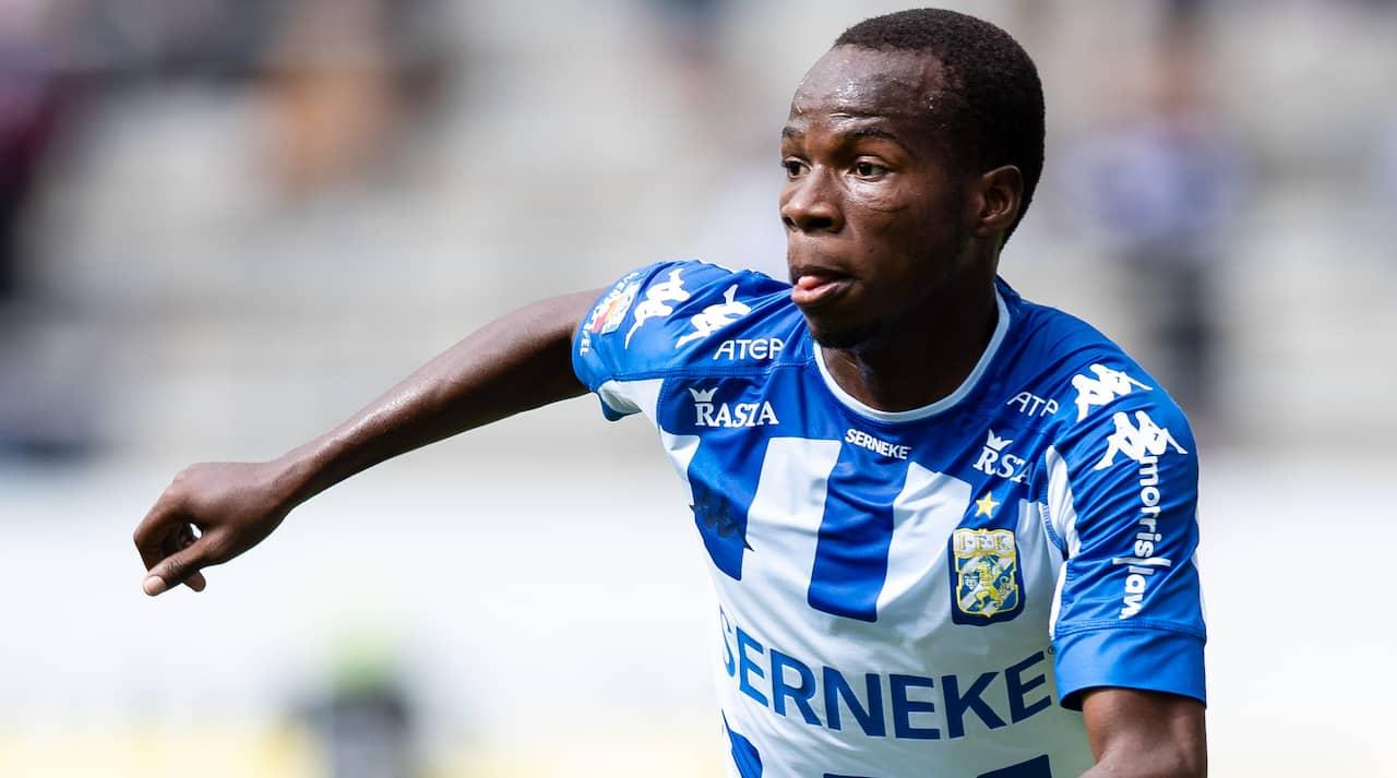IFK Göteborg: Alhassan Yusuf om flyttryktena till en större liga